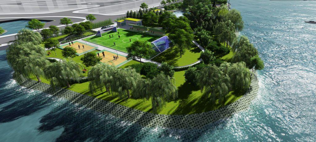 Khu thể thao phức hợp - Dự án King Bay