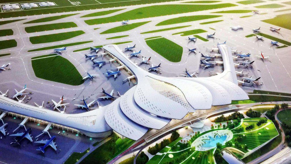 Liền kề sân bay quốc tế Long Thành